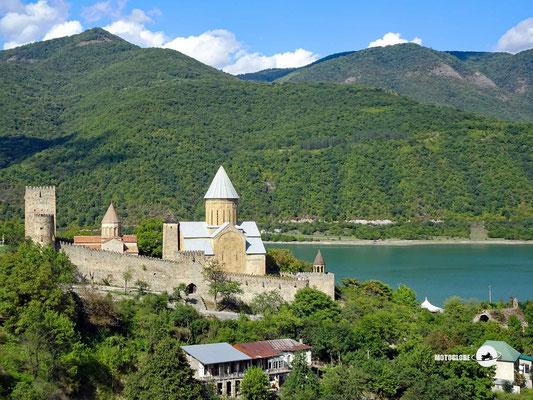 Das Ananuri Kloster
