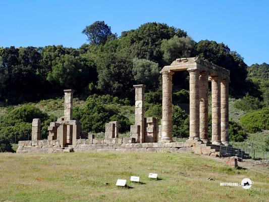 Der Tempel von Antas