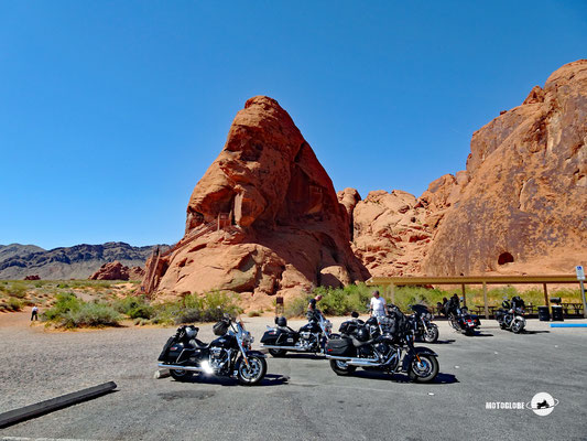 Anfangs Valley of Fire