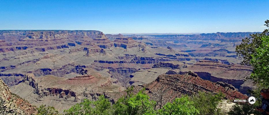 Grand Canyon beim Desert View Point