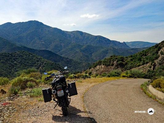 Unterwegs in den Hügeln