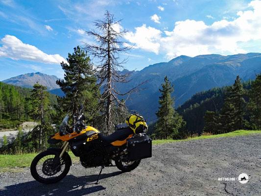 Unterwegs im Schweizerischen Nationalpark