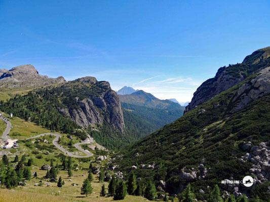 Unterwegs zum Passo Falzarego