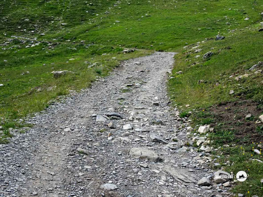 Passstrasse Col du Parpaillon - Motoglobe Motorradtest Honda CRF300Rally