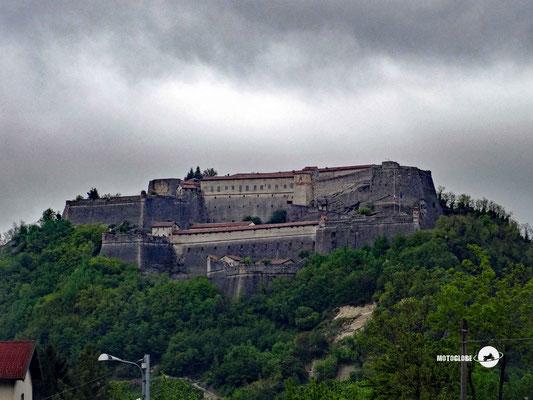 Die Burg von Gavi