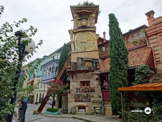 Das bekannte Rezo Gabriadze Marionette Theater