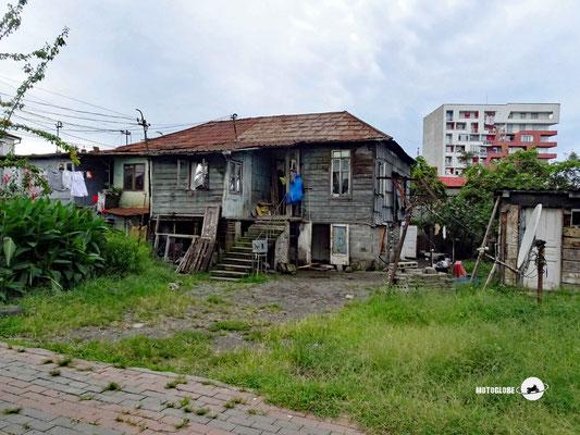Es glänzt nicht alles in Batumi