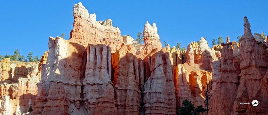 Den Bryce Canyon bei Sonnenaufgang zu erleben, ist ein besonderes Erlebnis