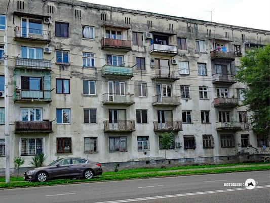 Für die Renovation der Wohnhäuser reicht dafür das Geld nicht