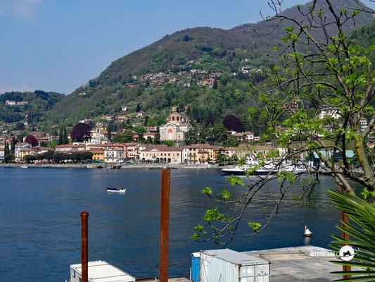 Am Lago die Maggiore