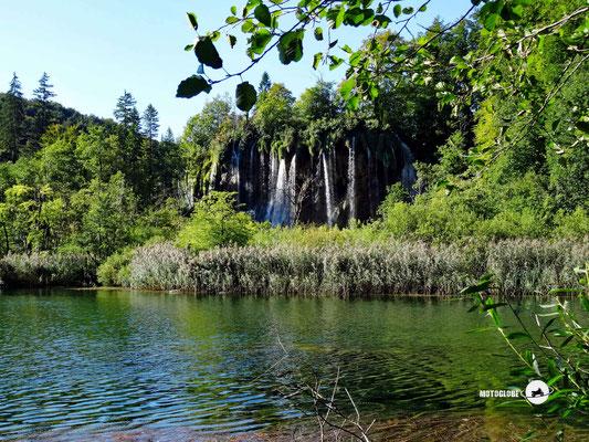 Der NP ist voll mit schönen Wasserfällen