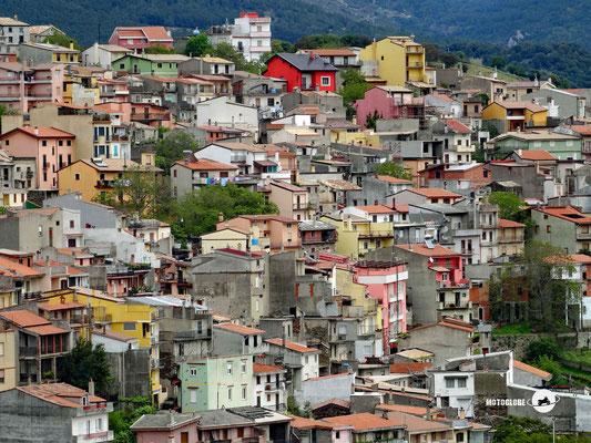 Die Ortschaft Gadoni