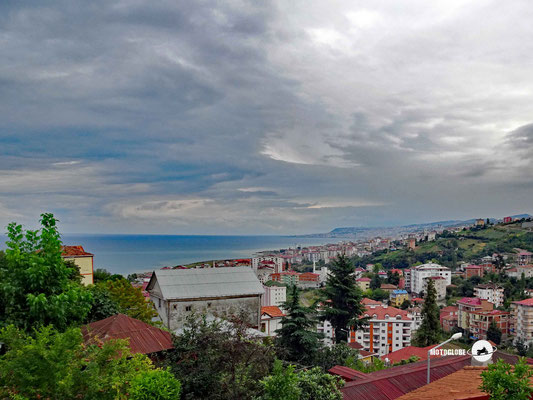 Zürich in der Türkei bei Trabzon