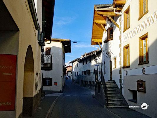 Der alte Dorfkern von Santa Maria