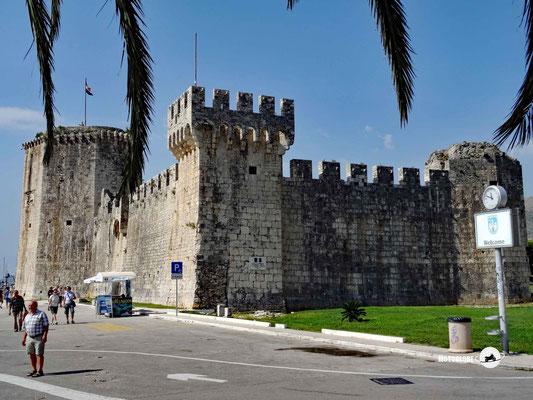 Die Burg von Trogir