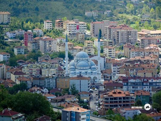 Typisches türkisches Stadtbild