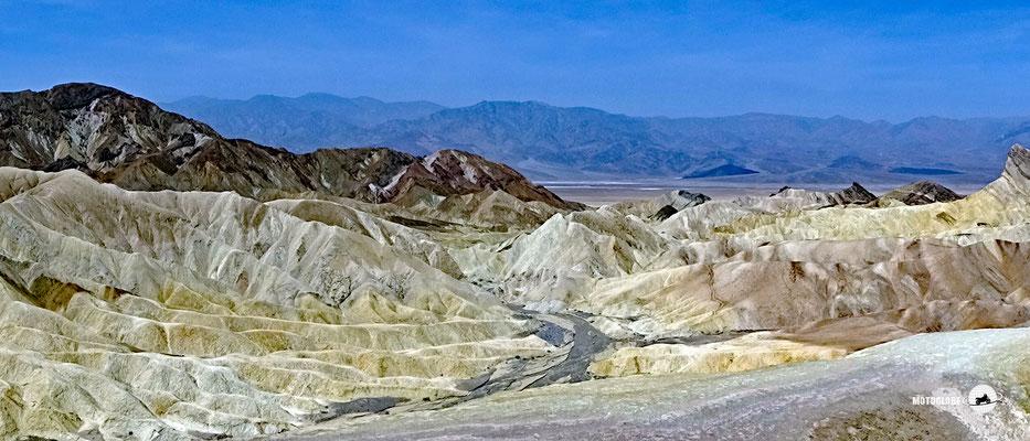 Zabriskie Point im Death Valley