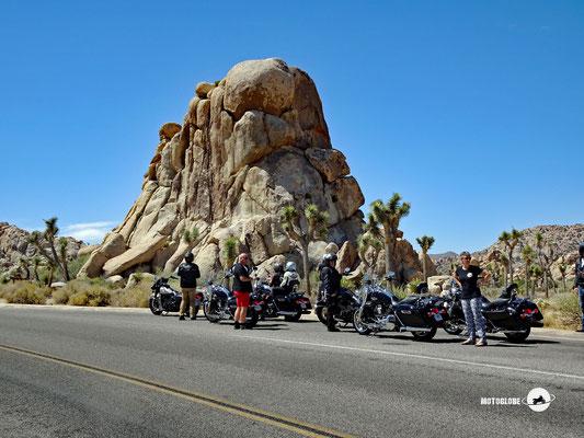 An jeder Ecke gibt es fantastische Steinskulpturen