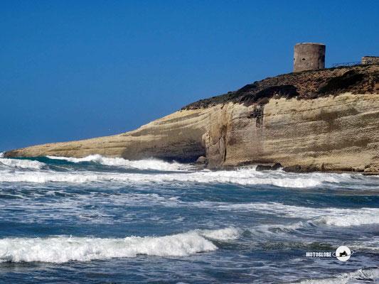 In der Nähe von Portu Maga