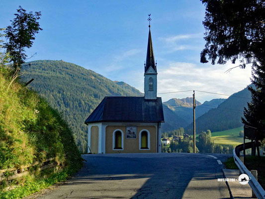 Wer die Kurve nicht kriegt, landet direkt in der Kirche