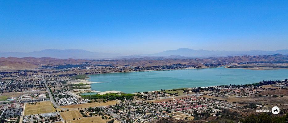 Der See Elsinore
