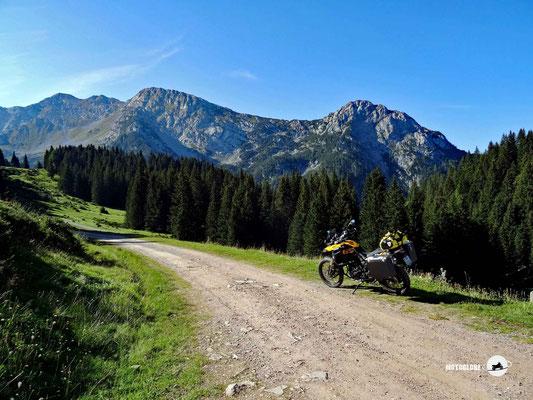 Über die grüne Grenze nach Italien