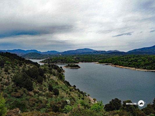 Lago Alto de Flumendosa