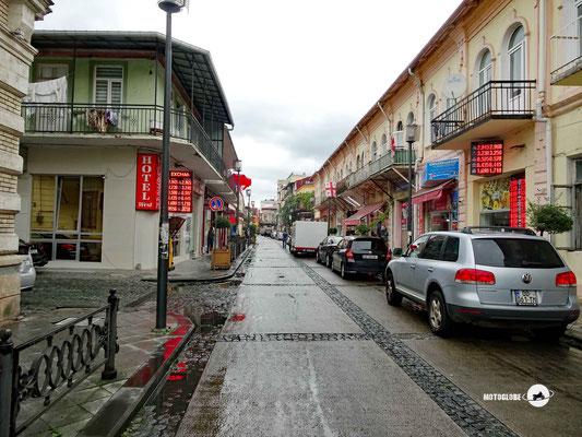 Unterwegs in Batumi