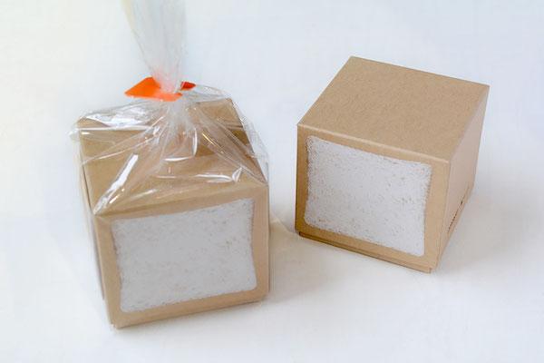 食パン箱入りサンドイッチブロックメモ帳