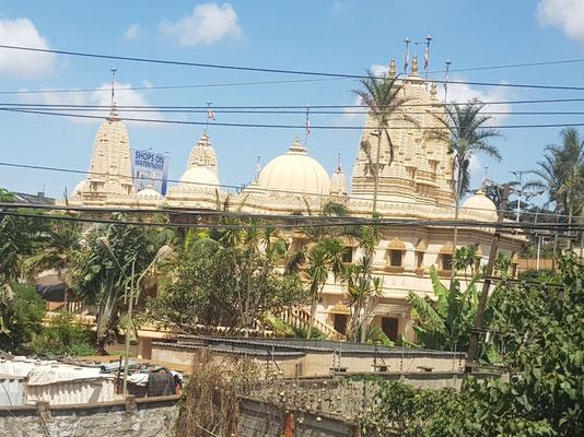 BAPS Shri Swaminarayan Temple in Nairobi.