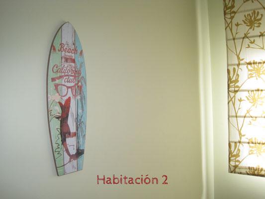 Detalles habitación 2