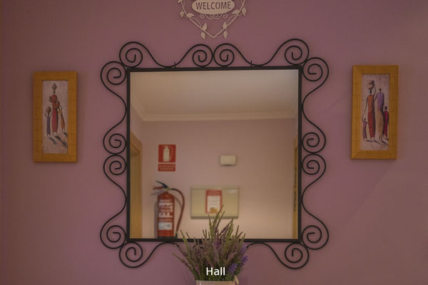 Espejo entrada