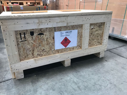 Gefahrgutverpackung