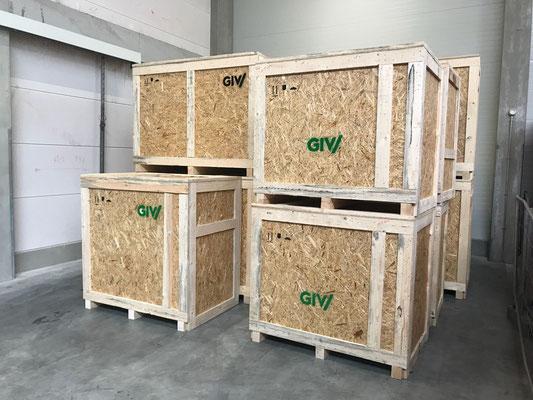 Industrieverpackung