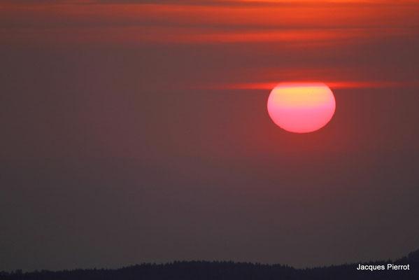 Samedi 07 mai2011 Lever de soleil au Hohneck.  ( Hautes Vosges )