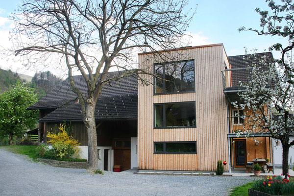 Generationenhaus Umbau Bauernhaus