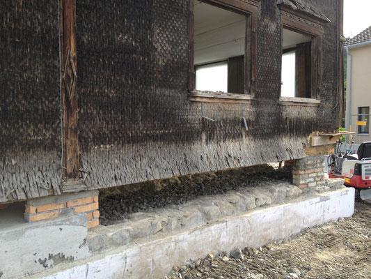 altes Bauernhaus Sanierung  ©2019 Welte Architetkur