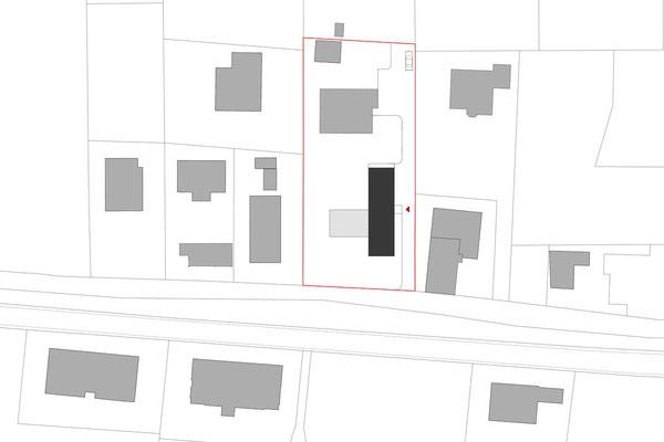 Einfamilienhaus und Praxis Altenstadt  ©2019 Welte Architektur
