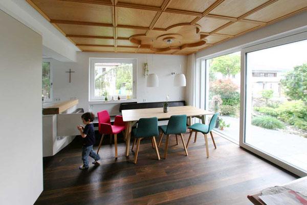 Sanierung Küchenausbau Möbelplanung  ©2019 Welte Architetkur