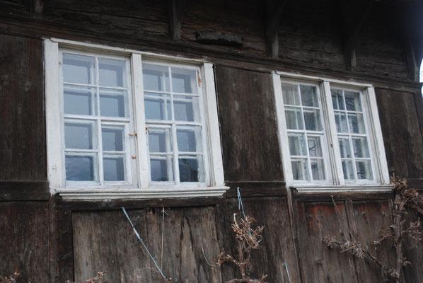 denkmalgeschütztes Bauernhaus Sanierung Rheintalhaus