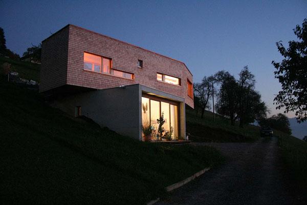 offenes Wohnen - low-budget  ©2019 Welte Architetkur