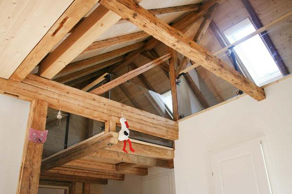Sanierung Umbau Bauernhaus