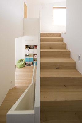 offenes Wohnen, offenes Spielzimmer  ©2019 Welte Architetkur