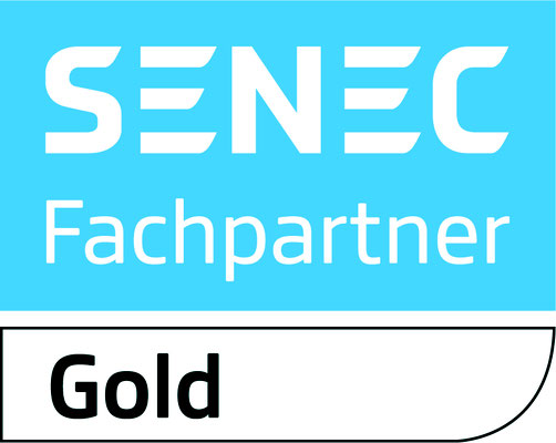 we are SENEC Gold partner