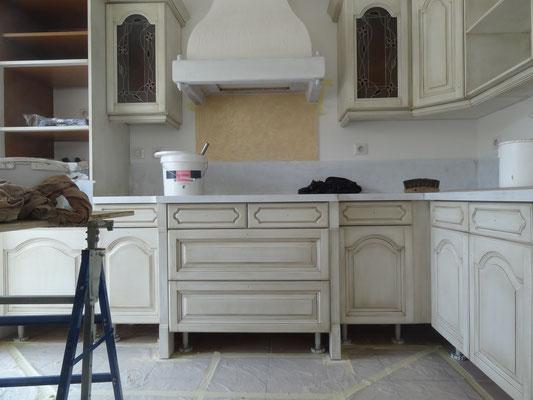 Cambiare colore mobili cucina amazing rinnovare la cucina ridipingere la cucina - Ridipingere la cucina ...