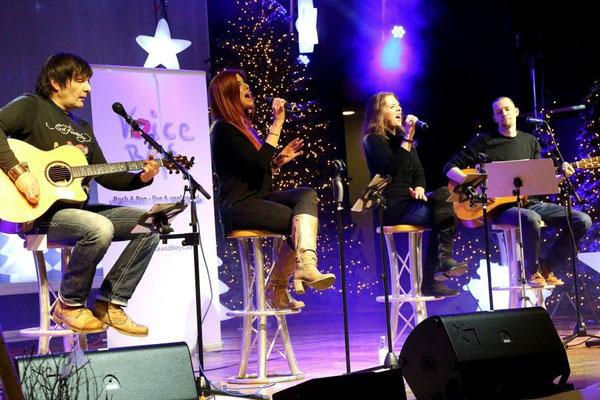 Triberger Weihnachtszauber 2016 - Auftritt im wunderschönen Kurhaus Triberg