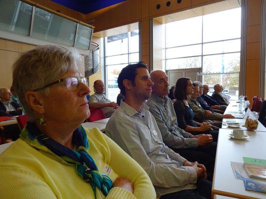 Die Delegierten der LBV-Kreisgruppe Aschaffenburg