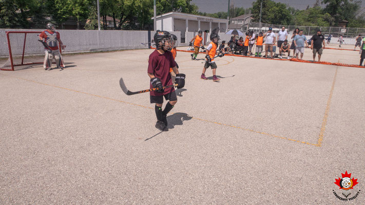 2019 2nd Annual Indigenous Vitality Youth Ball Hockey Tournament