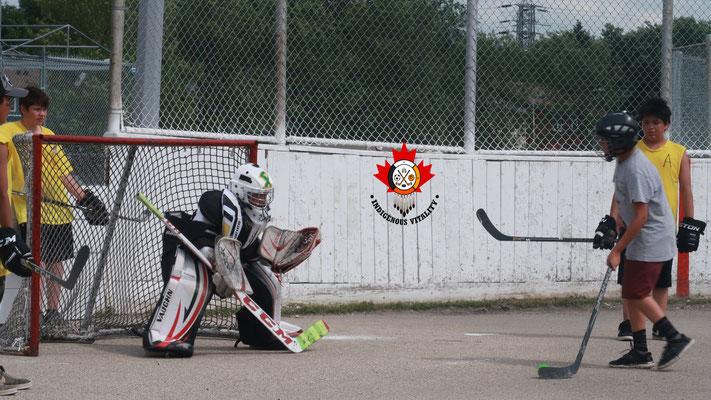 2018 Manitoba Indigenous Youth Ball Hockey Tournament A Huge Success