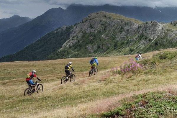 destination to market Mountainbike-Konzepte
